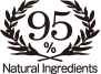 95percent-Natural-Ingredients