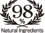 98percent-Natural-Ingredients