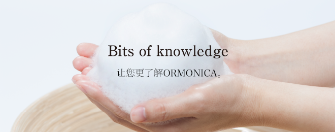 Bits of knowledge 让您更了解ORMONICA。