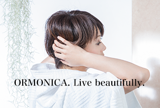 ORMONICA. Live beautifully.